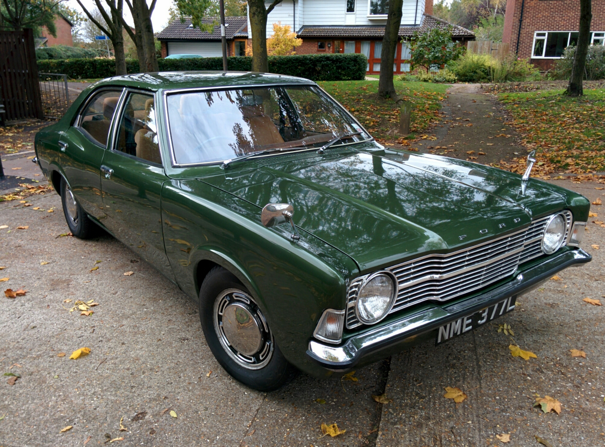1972 mk3 ford cortina | i am a nerd